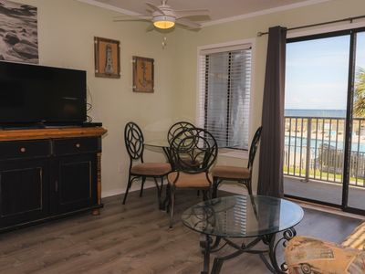 Photo for Myrtle Beach Resort A107  Spectacular Ocean Front Condo.