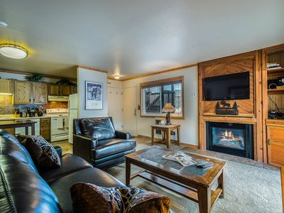 Photo for Red Pine W3: Park City Vacation Rental, 1 bedroom , 1 bath, near the lift