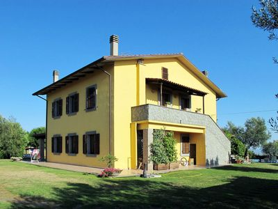 Photo for Apartment Agriturismo Vallalta (BOL502) in Lago di Bolsena - 6 persons, 2 bedrooms