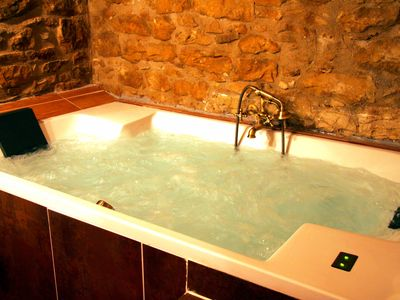 Photo for rural house with complete jacuzzi for 2 people