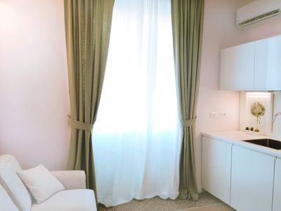 Photo for Rome - Panoramic and bright apartment in the central area!
