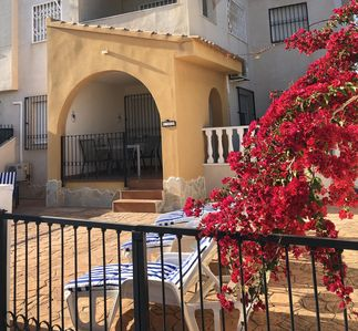 Photo for Amazingly located 3 bed apartment, 8 mins walk from La Zenia Beach