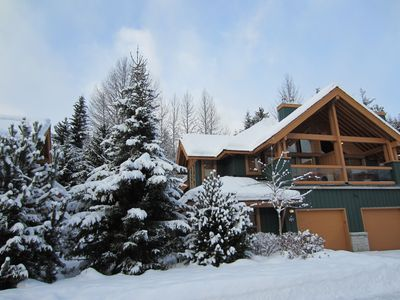 Photo for Luxury Whistler Accomodations - 4 Bedroom Montebello Townhome - Hot Tub - WiFi