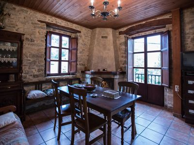 Photo for 3BR Cottage Vacation Rental in Carrocera, León