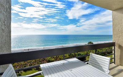 Photo for Enjoy wonderful direct beachfront sunsets from this condo at Beachplace ~Longboat Key, FL