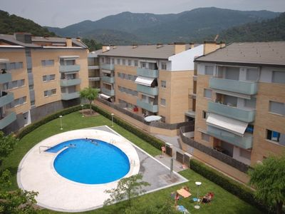 Photo for APARTMENT POOL GARDEN in TOSSA