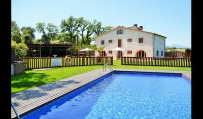 Photo for 5 bedroom Villa, sleeps 13 with Pool, Air Con and FREE WiFi