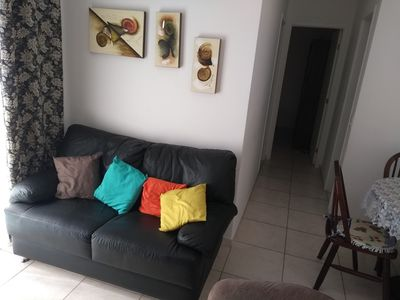 Photo for Cozy apartment perfect for resting after a day of beach and sun.