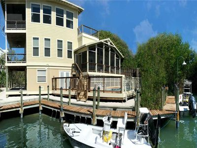 Solitude, Secluded, Waterfront, Boat Dock, Pool, 2 Cart