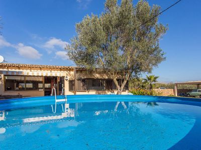 Photo for Casa Nati detached house with private pool located in Ses Salines