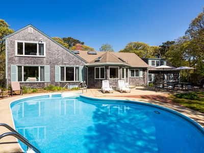 Photo for Amazing Location: Nature, Beach and Pool in Chatham