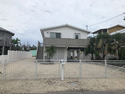 Photo for New Listing! Beautiful Canal front , Key Deer and jacuzzi.