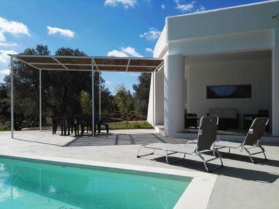 Photo for TRULLO MARTA WITH POOL