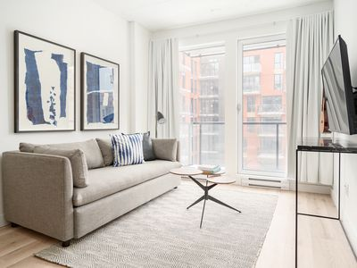 Photo for Sonder | Richmond Ave | Chic 1BR + Sleeper Sofa