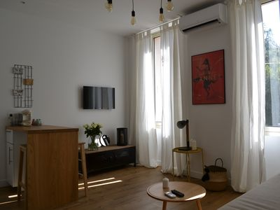 Photo for Nice 2 rooms in the center of Cannes