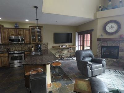 Photo for Great Family Getaway Close to 5+ Ski Resorts