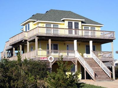Photo for #437: Reduced Rates! OCEANSIDE Home in Corolla w/PrivatePool & HotTub