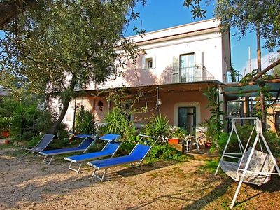Photo for Vacation home Emi in Massa Lubrense - 8 persons, 3 bedrooms