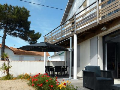 Photo for Vacation home La Villa de la Mer (TSM340) in La Tranche sur Mer - 8 persons, 4 bedrooms