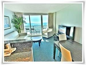 Photo for Direct Ocean front views of the beach!