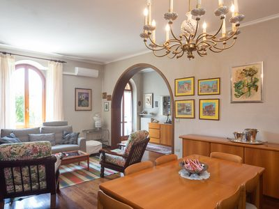 Photo for Apartment in Villa in Rapallo
