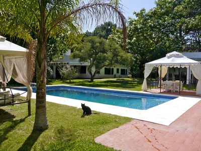 Photo for Beautiful large villa up to 12 guests near beach