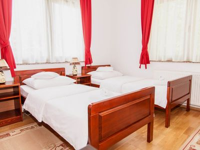 Photo for Bramado - Double or Twin Studio Apartment only 5 km from famous Plitvice Lakes