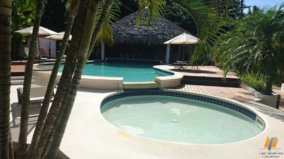 Photo for NEW LOOK HOUSE!! Nearby Center/Beaches/Bars and restaurants / Pool and  Jacuzzi