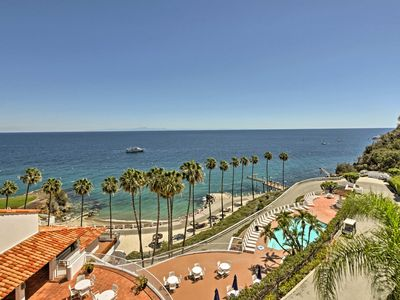 Photo for Catalina Luxury Villa w/Patio & Oceanfront Views!