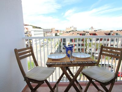 Photo for 2 bedroom apartment in the center of Calella