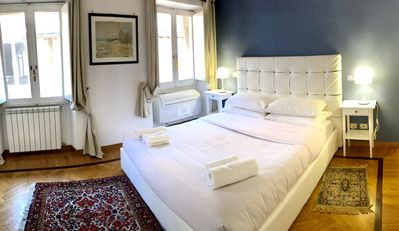 Photo for Great apartment near Piazza Navona