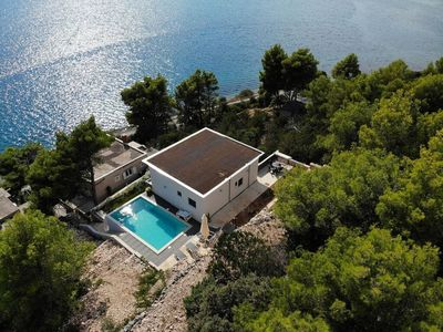 Photo for Luxury 4 Stars Villa Regina with swimming-pool and sea view