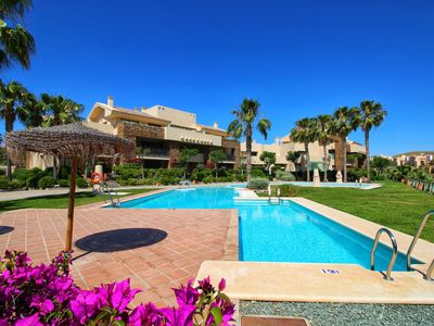 Photo for 2 Bedroom Penthouse apartment on Valle Del Este Golf Resort with communal pool