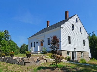 Photo for Blueberry Ledge: Historic Cottage with Modern Updates and Village Convenience