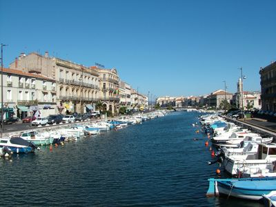 Photo for Charming Apartment for 4 in the Heart of Sète
