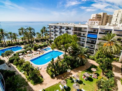 Photo for Two Bedroom Apartment in Heart of Marbella, Beach Front. 208 Skol Apartments