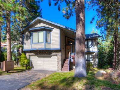 Photo for 1531P- Great open home, roomy, great deck with great views