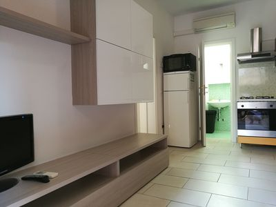 Photo for 1BR Apartment Vacation Rental in Rimini, Emilia-Romagna