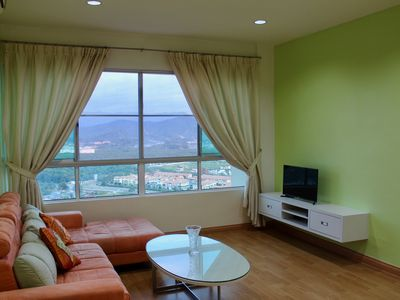 Photo for 2BR Apartment Vacation Rental in Kota Kinabalu, Sabah