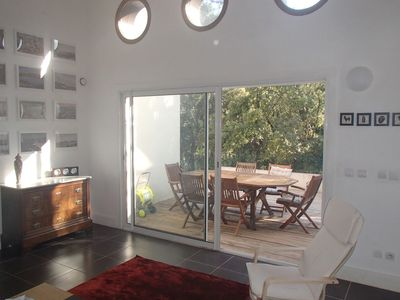 Photo for In the heart of Green Provence, villa 4 bedrooms, 8 people
