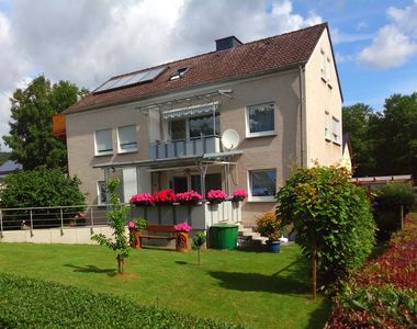 Photo for Dream apartment in the middle of Weserbergland on the Weser for 2-4 pers