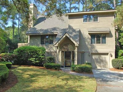 Photo for Fourth Row Home In Sea Pines