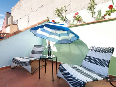 Photo for Friendly Rentals The Chueca Terrace II apartment in Madrid