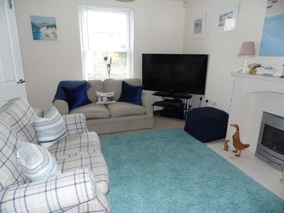 Photo for A Splendid Holiday House, With Pretty Garden, Parking & Great links into St Ives