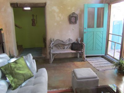 Photo for Charming Restored Adobe Near Albuquerque and Santa Fe