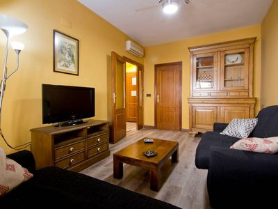 Photo for Nice 2 bedrooms Madrid downtown