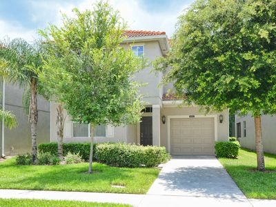 Photo for MINUTES TO DISNEY, GATED RESORT COMMUNITY, 2 MASTERS SUITES, FREE WIFI!