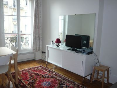 Photo for 107241 - Apartment for 4 people with a view over the Eiffel Tower in Ecole Militaire