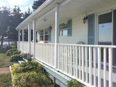 Photo for 2BR Cottage Vacation Rental in Bass River, NS
