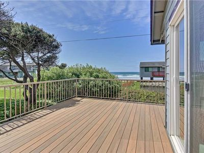 Photo for Open Ocean Views from this Great Home with Special Touches!